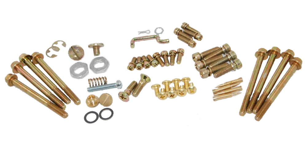 Carburetor Hardware Kits
