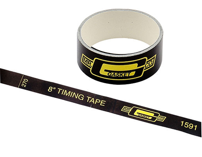 Timing Tape